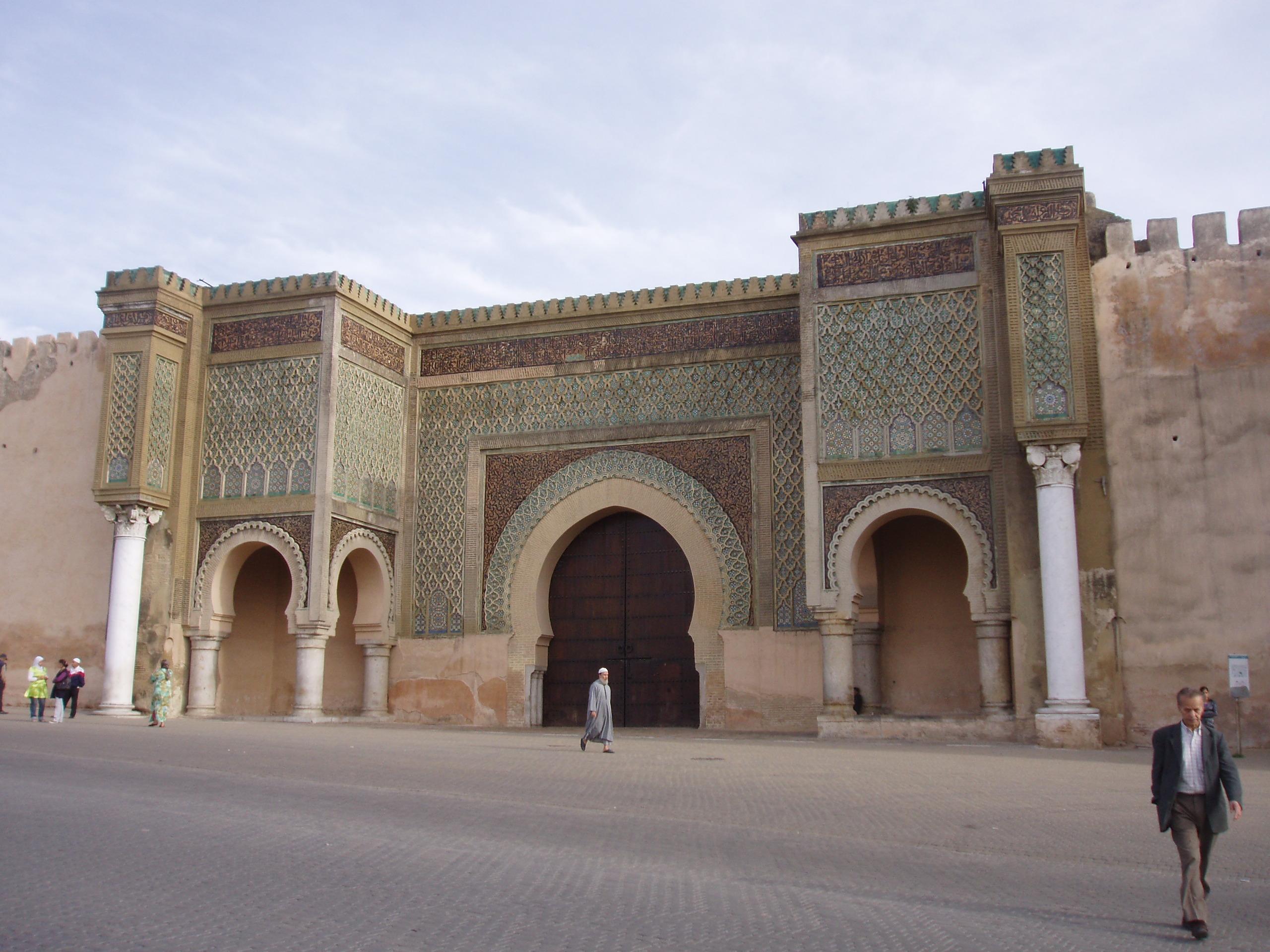 Meknes_bab_mansour