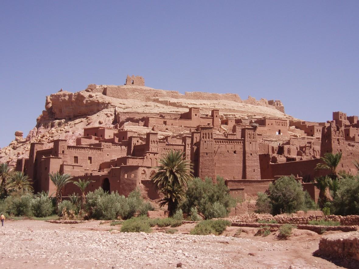 Circuit Taroudant, Kasbah d'Aït benhaddou - région de Ouarzazate sud Maroc