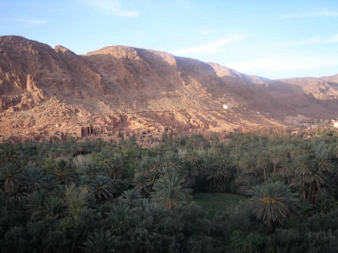 circuit berbère - grand sud Marocain et désert