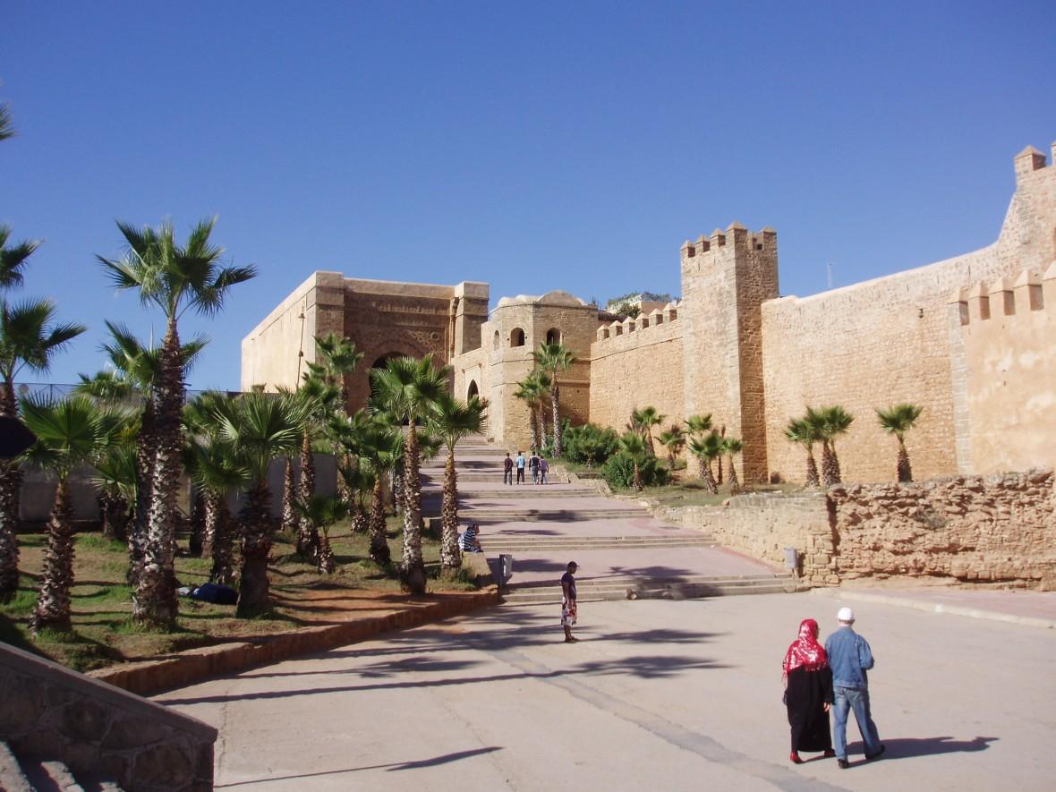 villes impériales - Kasbah des Oudayas - Rabat - Maroc