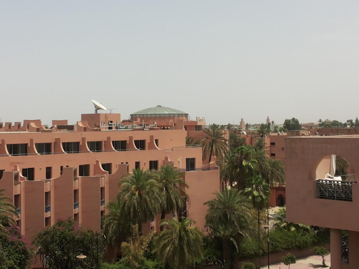 Location Appartement de charme à Marrakech